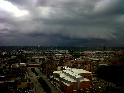 Typical Sunny day in Cincinnati
